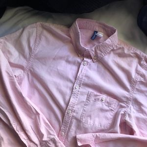 Pink H&M Oxford Shirt